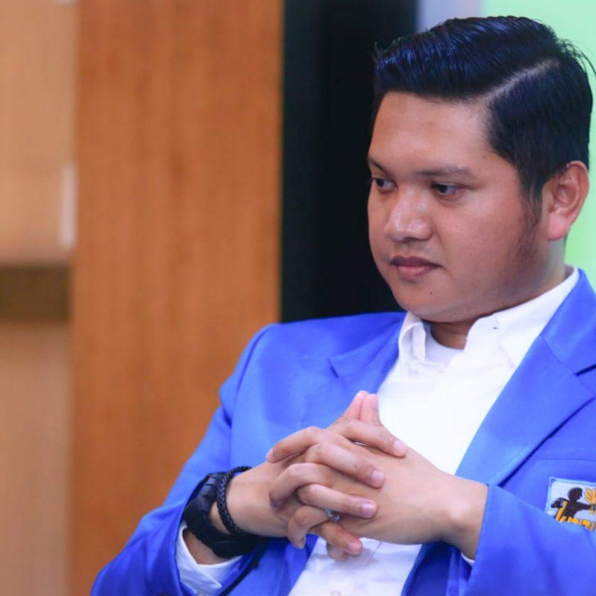 Arham Basmin Bicara Pemuda, Desa dan Provinsi Luwu Raya (sesi pertama)
