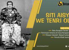 Ratu We Tenri Olle, Peneroka Pendidikan dan Genang Kitab I Lagaligo