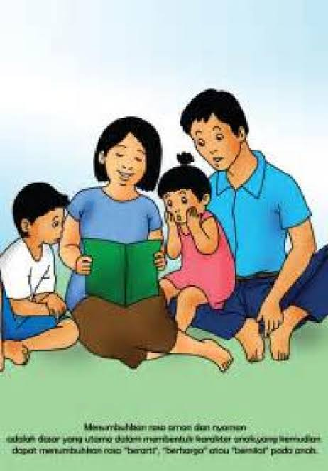 Anak dan Bagaimana Kita Mendidik