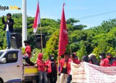 Mahasiswa HAMBASTEM: Kondisi Jalan Bastem dan Bastura Ancam Warga dan Lingkungan